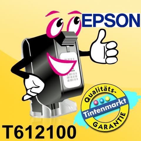 Epson T612100 Tintenpatrone original für Plotter