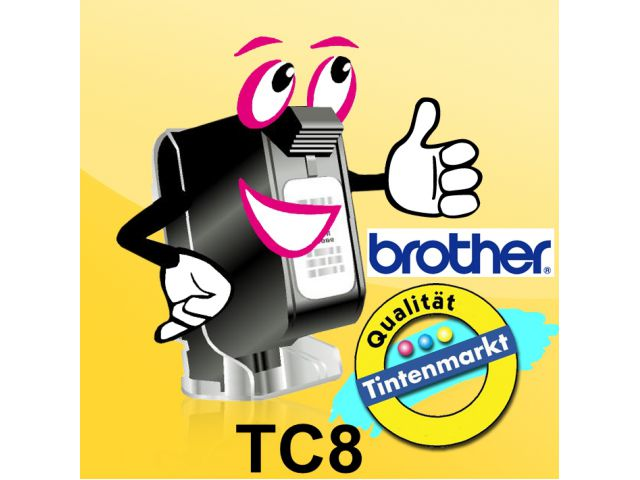 TC8 BROTHER P-TOUCH BLADE Replacement Blade