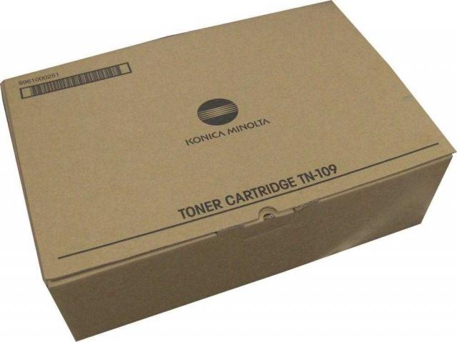 Konica Minolta TN109 Toner -Kit original für