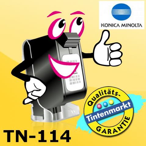 Konica Minolta TN-114 Toner original für 2 x