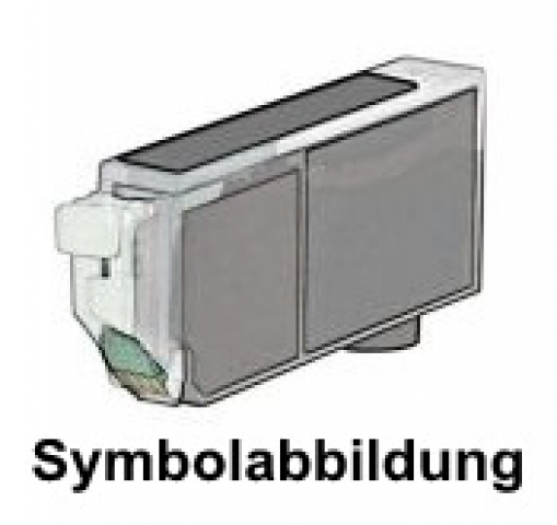 Whitelabel Druckerpatrone ersetzt Canon