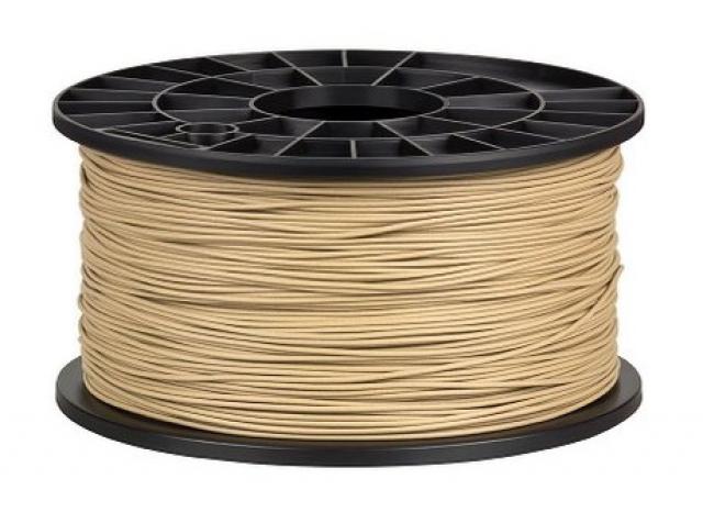 Whitelabel Holzfarbiges Filament für 3D Drucker