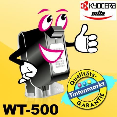 Kyocera,Mita WT-500 original Rest Toner behälter