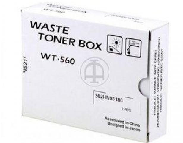 Kyocera,Mita WT-560 original Rest Toner behälter