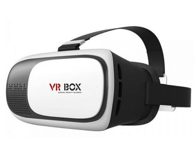 VR Box V02 Virtual Reality Glasses für Smartphones
