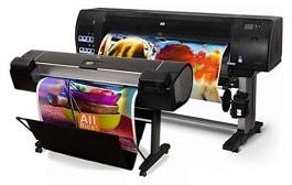HP Designjet Grafikdrucker