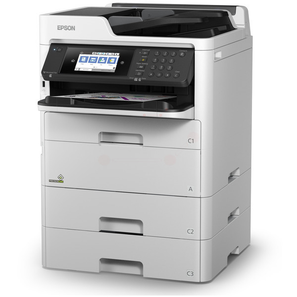 WorkForce Pro WF-C 570 Series