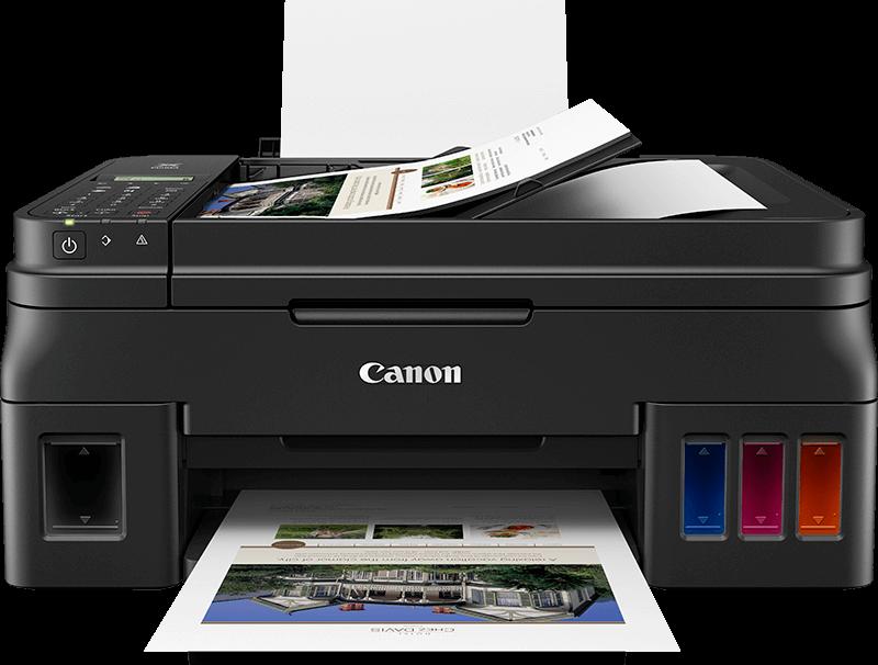 Canon Pixma G 4510 Tintentanksystem