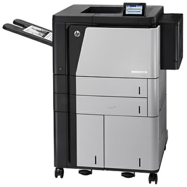 LaserJet Enterprise M 800 Series