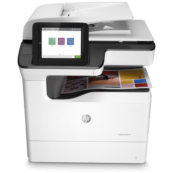 PageWide Pro MFP 779 dn