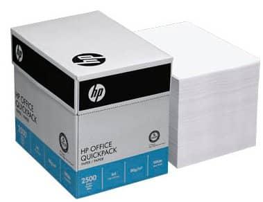 Druckerpapier für das Büro von HP