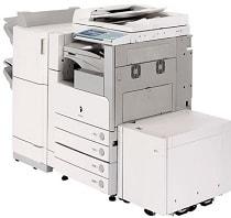 Canon Laserdrucker der IR Serie