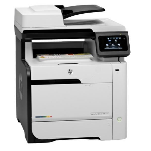 LaserJet Pro 400 color M 475 dn