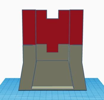 3D Drucker Zusammenschluss-mit Endstück