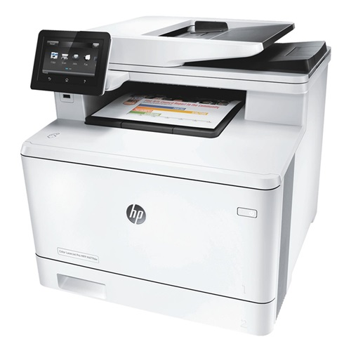 HP-Laserjet Pro Serie