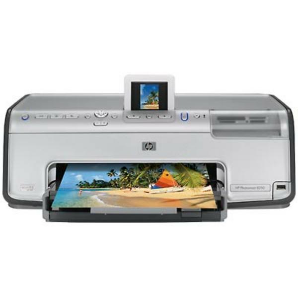 PhotoSmart 8200 Series