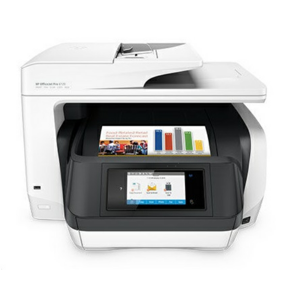 OfficeJet Pro 8720 Series