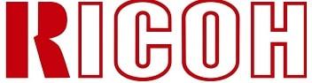 Ricoh Logo für Toner Module