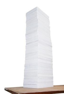 Standard Druckerpapier