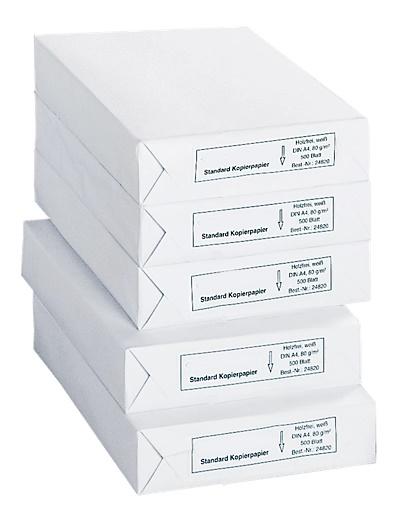 A5 Druckerpapier 80g/qm