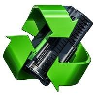 Toner Recycling beim Tintenmarkt