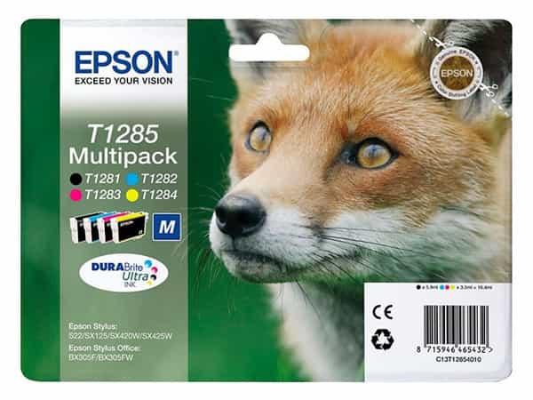 Epson-Druckerpatronen-Fuchs