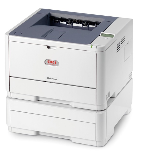 Oki Drucker der B Serie