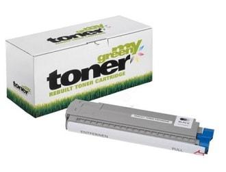 recycelter Toner für OKI Laserdrucker der B-Serien