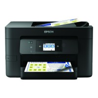 Druckerpatronen für Epson Workforce PRO WF-3725 DWF