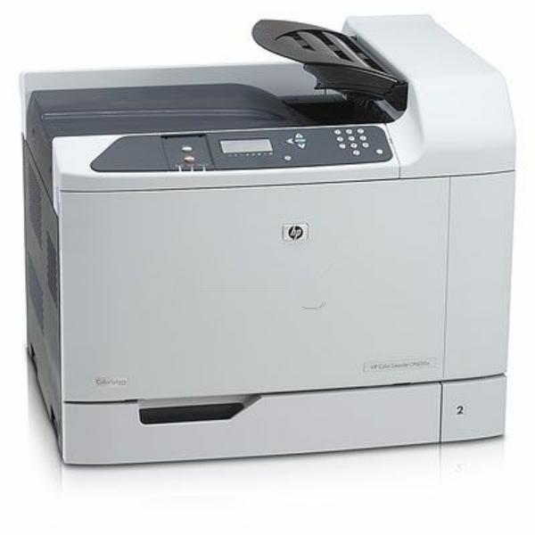 Color LaserJet CP 6000 Series