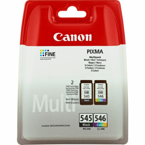 canon Multipack CLI 546 color