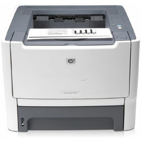 LaserJet Professional P 2000 Series