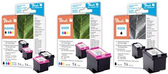 Peach Druckerpatronen für HP Photosmart C Serie