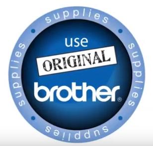benutzen Sie Brother Originalprodukte