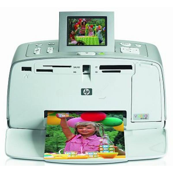 PhotoSmart 380 Series