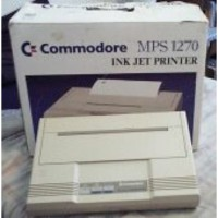 Druckerpatronen für Commodore MPS 1270