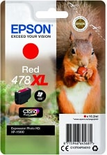 Tintenpatrone Epson 478 XL für Epson Expression Photo Drucker