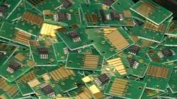 Druckerpatronen mit Chipd