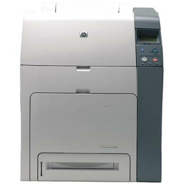 Color LaserJet CP 4000 Series