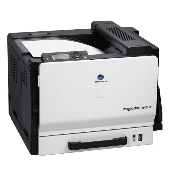 Magicolor 7400 Series