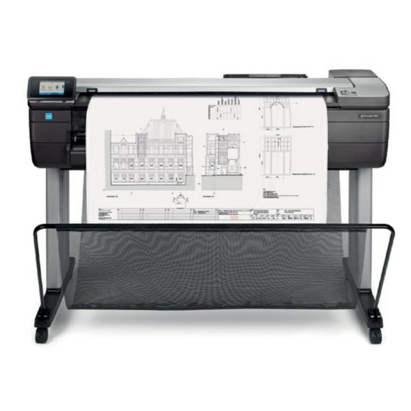 DesignJet T 830 Druckerserie