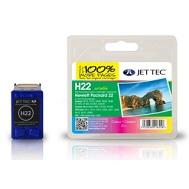 Recycelte Druckerpatrone von Jettec HP22