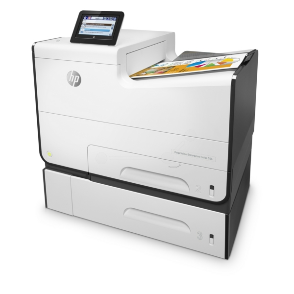 PageWide Enterprise Color 556 xh