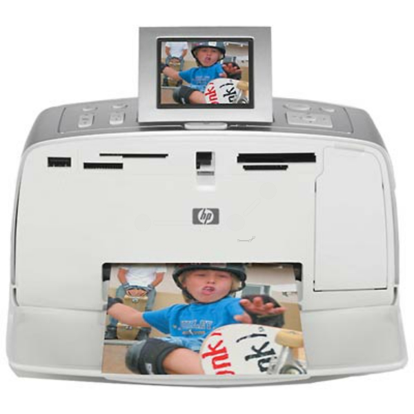 PhotoSmart 370 Series