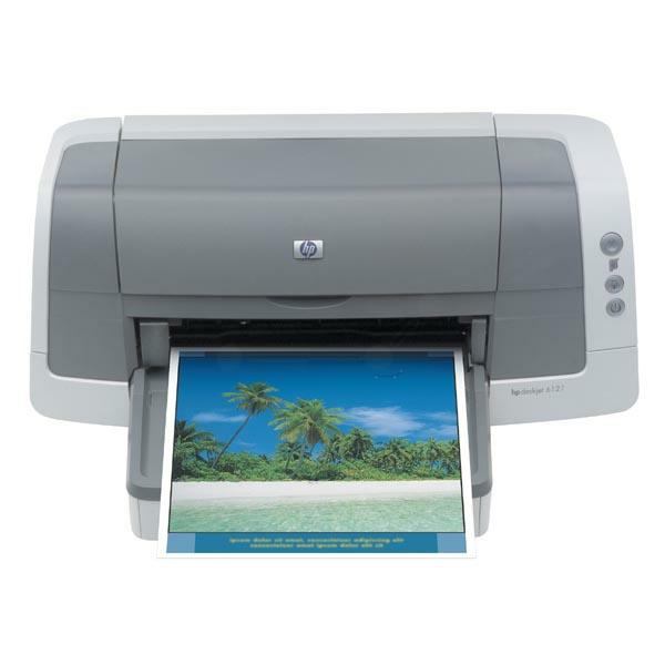 DeskJet 6100 Series