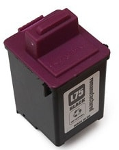 Lexmark Druckerpatrone mit Druckkopf