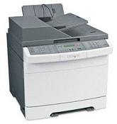 Lexmark Drucker der X-Serie