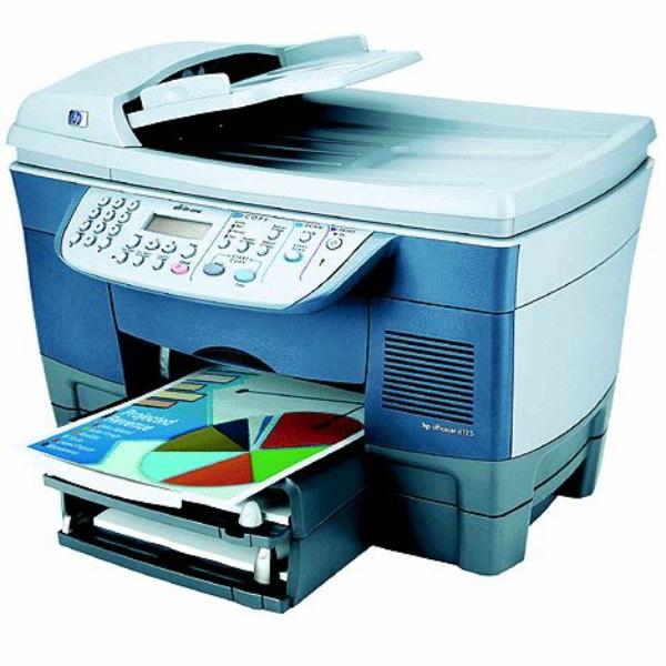 OfficeJet D 120 Series