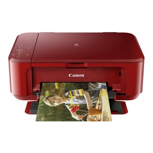 Pixma MG 3650 red