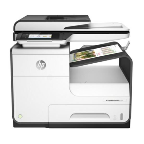 PageWide Pro 470 Series